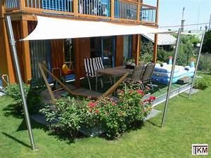 Segeltuch Für Balkon : sonnensegel terrassenbeschattung segel aus soltis tkm klaus madzar ~ Markanthonyermac.com Haus und Dekorationen