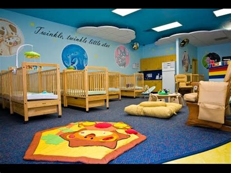 decorating home daycare ideas youtube