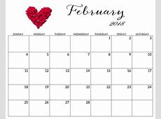 Get Free Printable February 2019 Calendar Template March