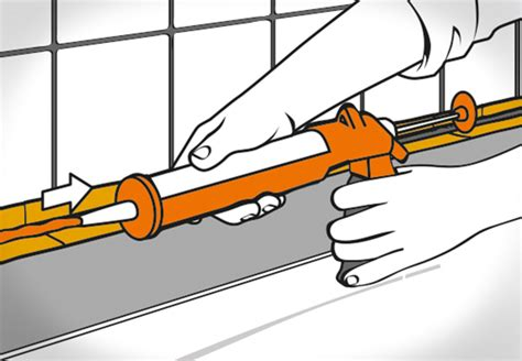 silikonfugen entfernen und erneuern   schritten obi
