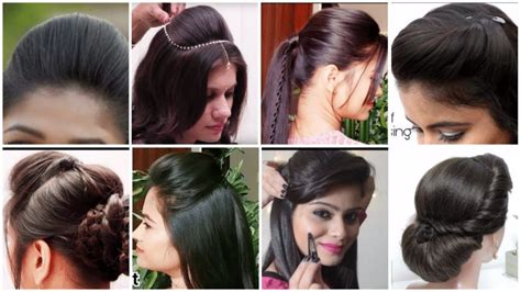types  quick  easy puff hairstyle simple