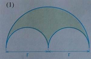 Flächeninhalt Und Umfang Berechnen : umfang fl cheninhalt und umfang der gef rbten fl che berechnen halbkreis mit 2 halbkreisen ~ Themetempest.com Abrechnung