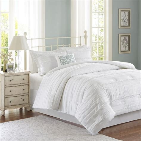shabby chic bedding overstock 1000 ideas about shabby chic comforter on pinterest simply shabby chic ruffle comforter and