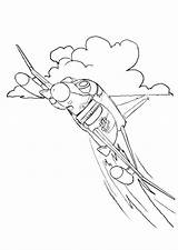 Fighter Coloring Jet Pages Print Popular Printable Phantom F4 sketch template