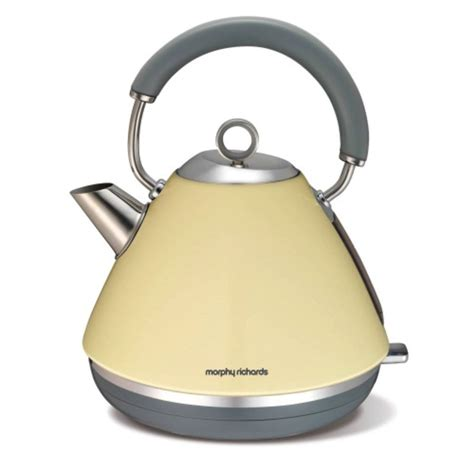 Morphy Richards Wasserkocher by Morphy Richards 102003 Accents Traditional Kettle
