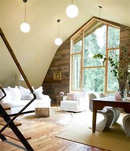 Bright Attic Room Ideas