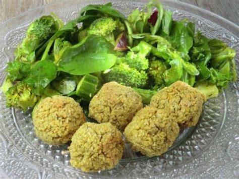 cuisine sans gluten et sans lait recettes de falafel et cuisine sans lait