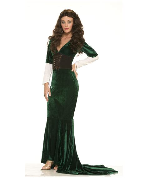 Revealing Renaissance Women Costume - Women Costume