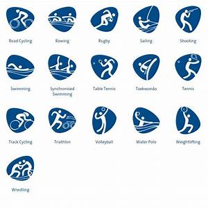 olympics athletic symbols Gallery