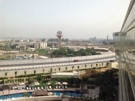 room view 2 picture of le meridien cairo airport cairo tripadvisor