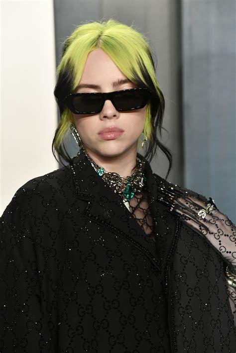 billie eilish gemstone choker necklace fashion lookbook