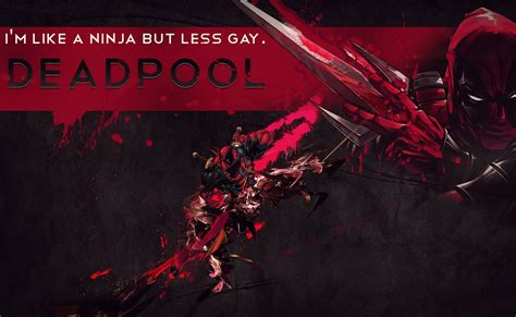 Sick Desktop Backgrounds Hd 10 Of The Most Wicked High Definition Deadpool Wallpapers