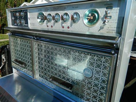 Vtg 1960 Frigidaire Flair Custom Imperial Electric Range