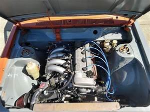 1971 Datsun 510 Wagon W   Ka24de Swap Manual For Sale In