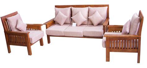 Sofa Set Made Of Wood by Furniture Sofa Set Wood Uv Furniture