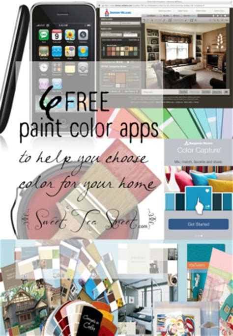 paint apps    choose wall colors sweet