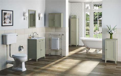 Period Bathroom Fixtures by The Beautiful Camberley Bathroom Furniture Range In