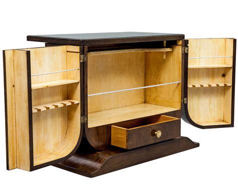 art deco bar cabinet vintage art deco bar cabinet at 1stdibs