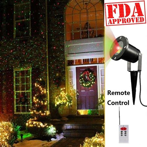 outdoor laser projector lights  christmas