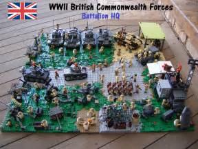 LEGO WW2 Tanks Sets