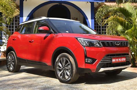 mahindra xuv dimensions revealed autocar india