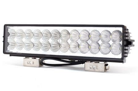 hawk 15 quot inch row led light bar