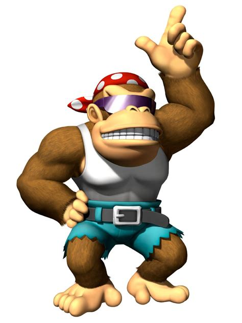 Is Cranky Kong Really The Original Donkey Kong Cranky