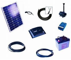 Solarpumpe Für Teich : solarpumpe mit akku als set 700 sanke teich filter ~ Orissabook.com Haus und Dekorationen