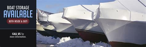 Winterizing Legend Boat by Home Loonie Pontoons Powersports Desbarats On