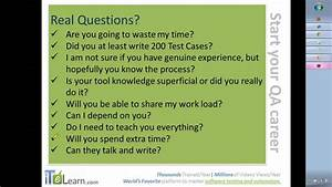 qa engineer interview questions how to be a qa engineer software testing career guide for