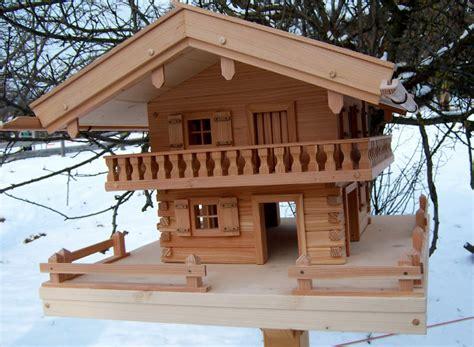 Bauanleitung Vogelhaus Holz by Vogelhaus Landhausvilla Natur Casitas De Madera Maison