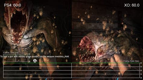 Metro 2033 Redux Ps4 Vs Xbox One Frame Rate Test Youtube