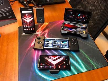 Rog Asus Gaming Phones Phone Smartphone Market