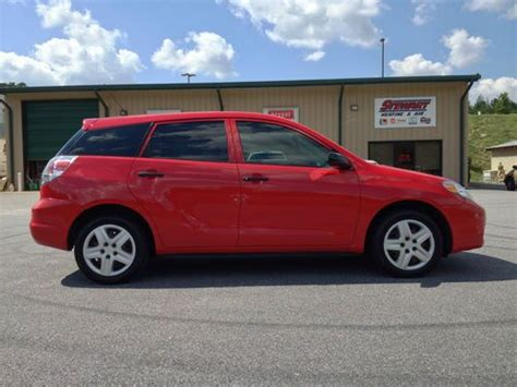 2006 Toyota Matrix Mpg by Purchase Used 2006 Toyota Matrix Clean 35 Mpg In