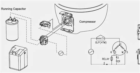 Maintenance Repair Refrigator Installation Diagram