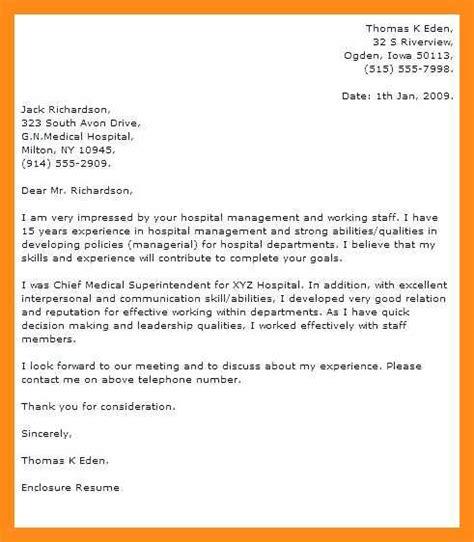 medical cover letter  lascazuelasphillycom