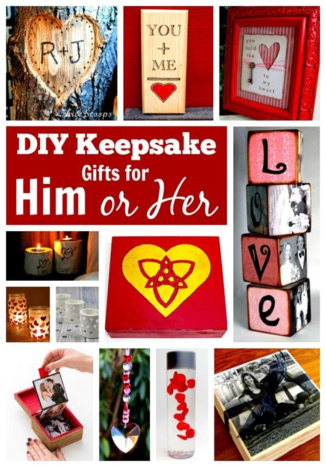 25 diy gifts for him or crafts