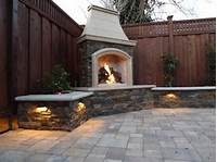 outdoor fireplace designs 30 Ideas for Outdoor Fireplace and Grill
