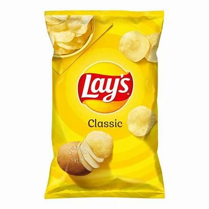 Chips Potato Lay Classic Regular 5oz Lays