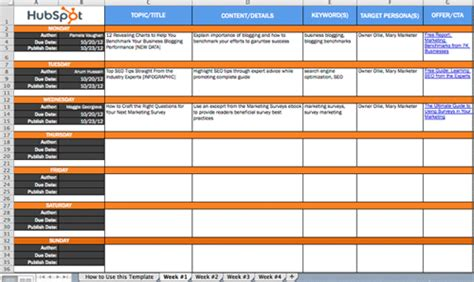 Promotional Calendar Template by 7 Marketing Skills You Need To Get A Promotion