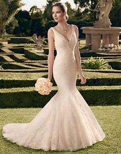 Timeless casablanca wedding dresses 2014 modwedding for Casablanca wedding dress