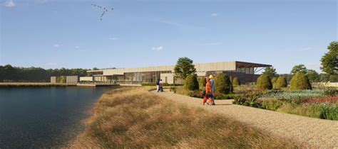 Bridgewater, in salford, greater manchester, is the first new garden for the rhs in nearly two decades. Hodder + Partners lands award for RHS Garden Bridgewater ...