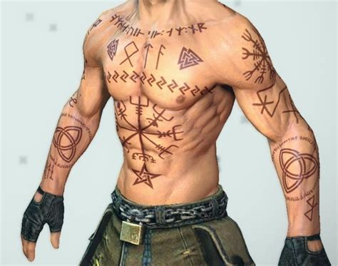 Viking Rune Tattoos  Google Search  Tattoo Idee