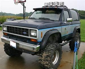 My 84 BroncoII, 15 years of abuse | Ford Explorer and Ford Ranger Forums - Serious Explorations