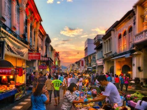 phuket town discover thailand