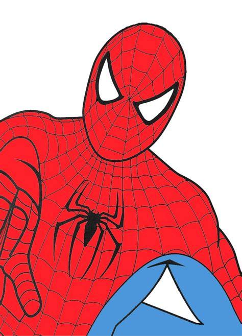 disegni  spiderman facili playingwithfirekitchencom