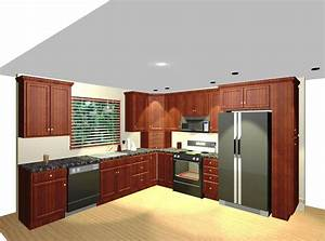 Kitchen Ideas: L Shaped Modular Kitchen Designs For Small ...