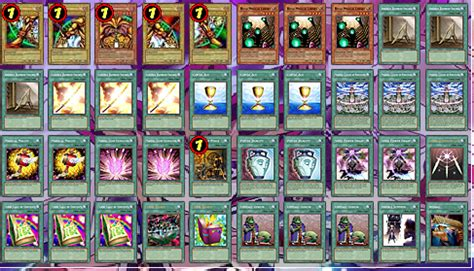 exodia deck need a feedback decks ygopro forum