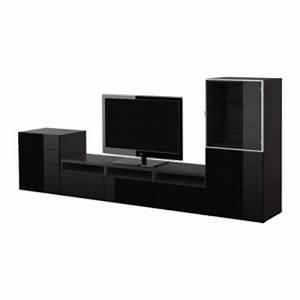 Ikea Besta Griffe : ikea best aufb tv m bel m t ren schubladen ~ Markanthonyermac.com Haus und Dekorationen