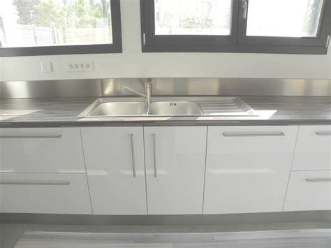 meubles cuisine blanc meuble cuisine blanc laqué coin de la maison